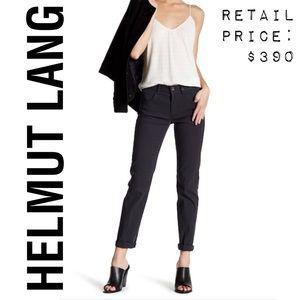 👀 NWT HELMUT LANG Creased Skinny Jean Black 2